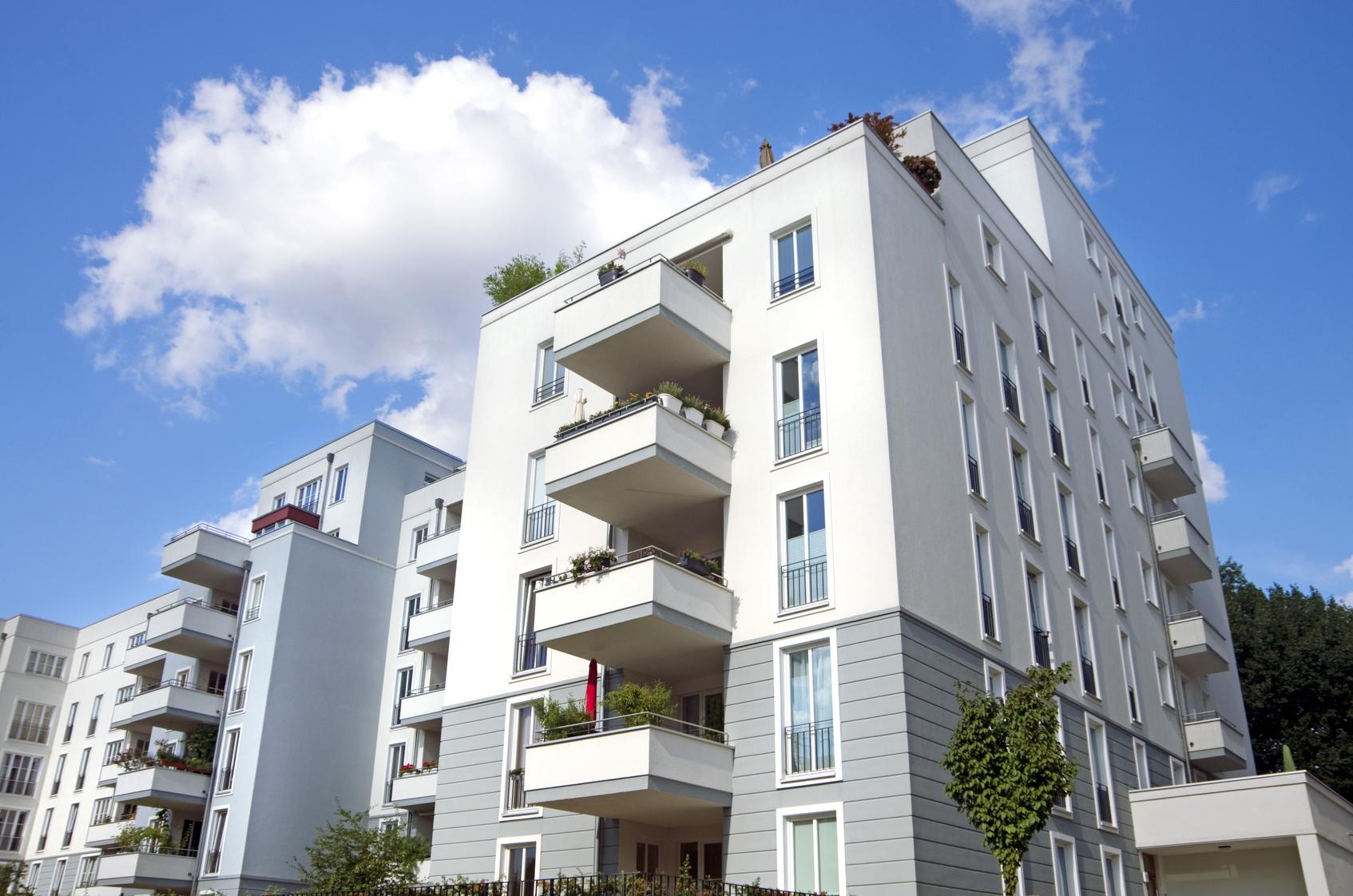 La gestion d'un immeuble en copropriété