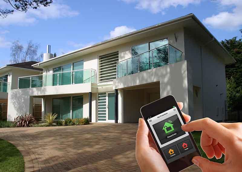 Système d'alarme domotique : la meilleure surveillance et la sécurité de votre maison